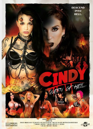 Sarah Jessie in Cindy Queen of Hell