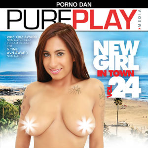 Porno Dan's New Girl In Town 24