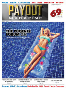 Payout Digital Magazine Volume 6.7