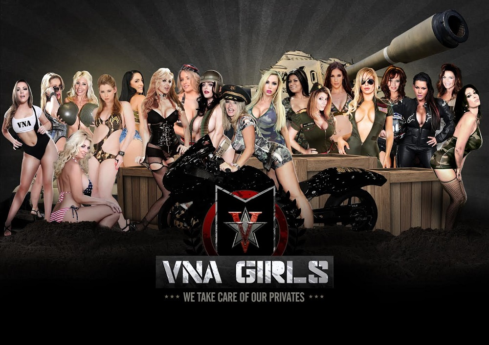 The Vette Nation Army - The VNA Girls Take Care of their Privates