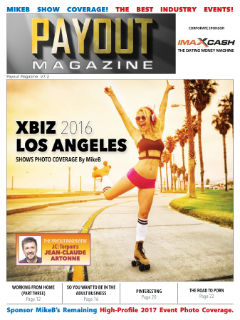 Front cover of Payout Magazine Digital Vol. 7.2