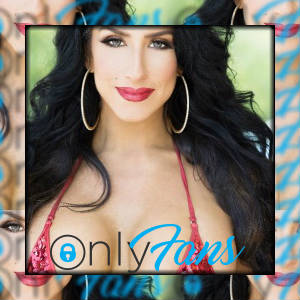Collage of Raven Hart OnlyFans profile photo with site logo.