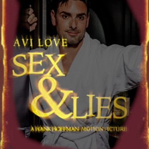 The logo-title to Ryan Driller's new thriller, Sex & Lies.