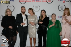 BCAMS Award Show in Bucharest 2019