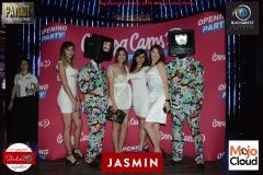 Bucharest Summit BongaCams White Party