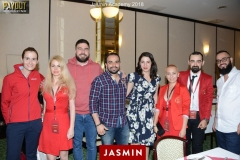Jasmin Academy Inaugural First Supper