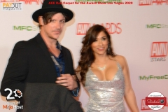 MOAR AVN Awards 2020 Vegas Red Carpet