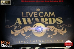 TES 2019 Lisbon The LIVECAM AWARDS