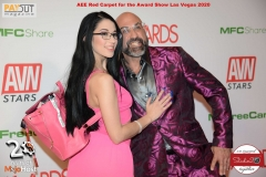 The AVN Awards 2020 Vegas Red Carpet !