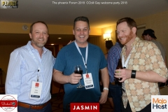 The Phoenix Forum 2018 CCBill Gay Forum Welcome Reception