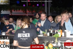 WMA 2018 Party @ The Butcher Social Club