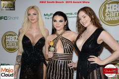 XBIZ MIAMI The 2019 XBIZ CAM AWARDS by MyFreeCams
