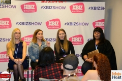 XBiz Show 2019 First Day Action