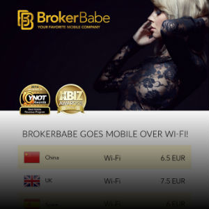 Brokerbabe Mobile