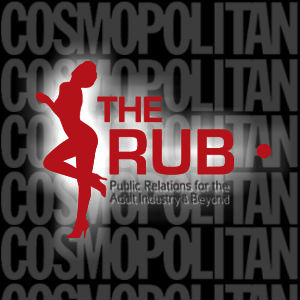 Erika Icon of The Rub PR in Cosmopolitan