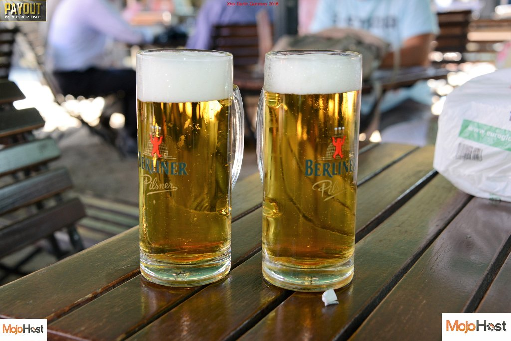 Berlin & Beer Belong in your Belly