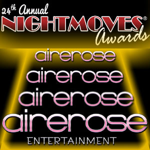 Airerose Wins at the NightMoves Awards!