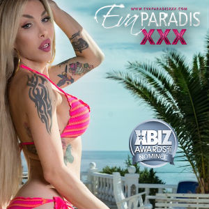 T-Girl Eva Paradis Nominated XBiz Awards
