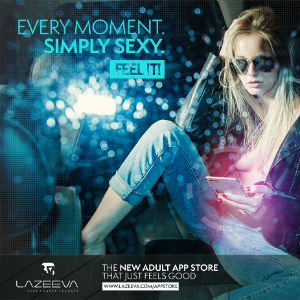 Lazeeva Adult Entertainment App
