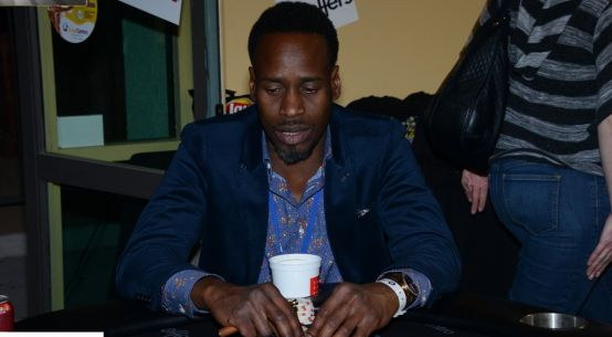 Picture of Shaft Sad at the Card Table.