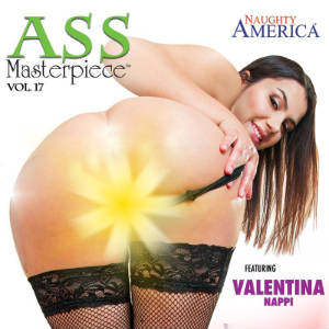 Detail from DVD Cover of NaughtyAmerica's Ass Masterpiece Vol. 17.