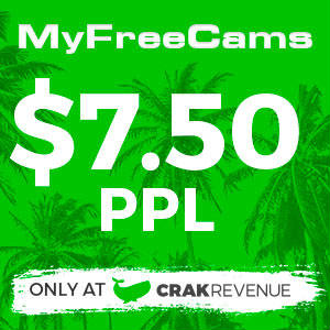 CrakRevenue and MyFreeCams Logo montage for the final PPL deal.