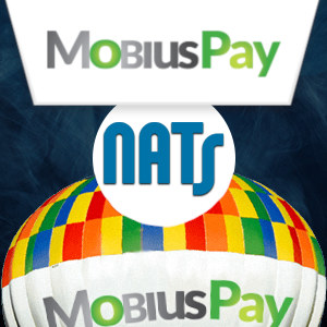 Logo mashup with NATS and MobiusPay.