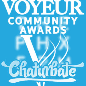 It's logo mashup time with Chaturbate dominating it over the Voyeur Communty Awards and TPF.