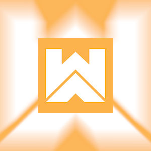 The Webmaster Access logo over a stylized zooming oversized background of the same logo.